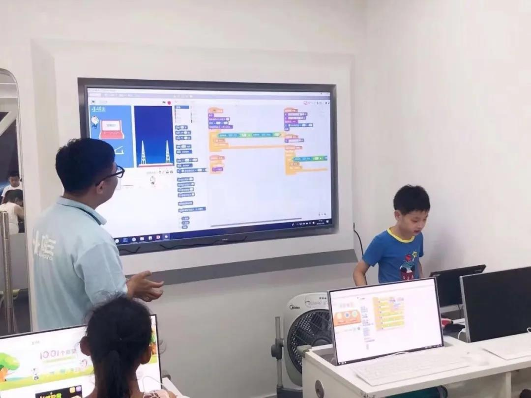 什么是儿童scratch编程?给孩子带来的学习效果怎样?